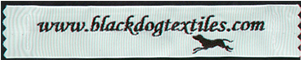 "label for ""Black Dog Textiles"""